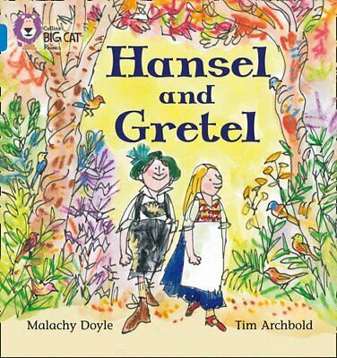 Hansel and Gretel: Band 04/Blue (Collins Big Cat... by Collins Big Cat Paperback