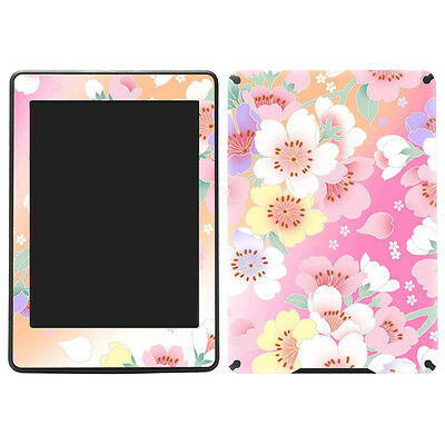 0187# Vinyl Skin Decal Ultra-slim protection Case Sticker for Kindle Paperwhite2
