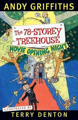 The 78-Storey Treehouse by Andy Griffiths Paperback Book