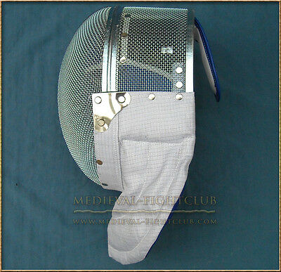 Fencing Sabre Mask WMA HEMA protective 350N Size LARGE