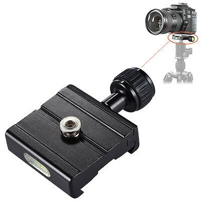 Osrso Clamp For Quick Release Plate Compatible Arca Swiss Tripod Ball Head