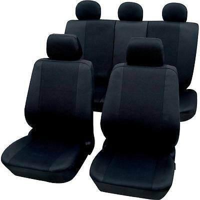LAND ROVER CAR SEAT COVER PROTECTOR FULL SET Defender Discovery 2 3 4 Sport