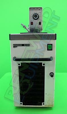 Haake C1 Immersion Heating Circulator with K20 Refrigerated Bath