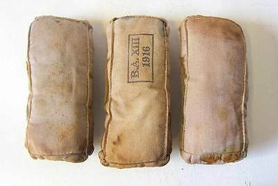 German Helmet Liner Pads WW1 for M16, M17, M18 Deutschen Helm WWI casque AGED