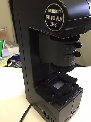 Tamron Fotovix III-S Film Slide Video Processor for Negatives, Slides, and Film