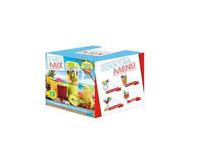 Party Mix Multi Functional Blender Cocktail Maker Set