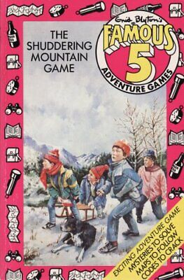 The Shuddering Mountain Game (Famous Five Adventure... by Blyton, Enid Paperback