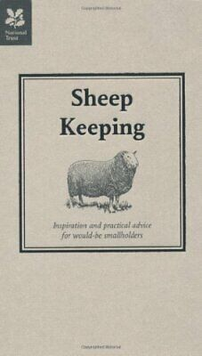 Sheep Keeping (National Trust Home & Garden) by Richard Spencer Hardback Book