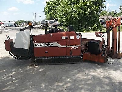 1999 Ditch Witch Jt920   Directional Drill, Boring, Hdd