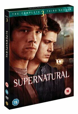 Supernatural - The Complete Third Season [DVD] - DVD  48VG The Cheap Fast Free