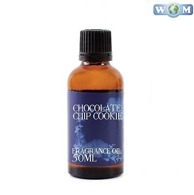 Chocolate Chip Cookie 50ml Fragrance Oil for Soap, Bath Bombs (FO50CHOCCHIPCOOK)
