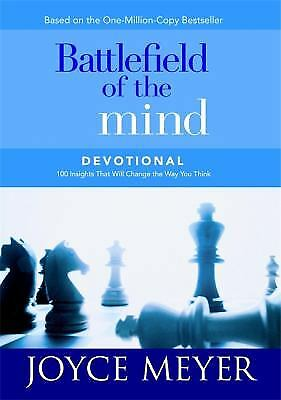 Battlefield of the Mind Devotional : 100 Insights That Will Change the Way...