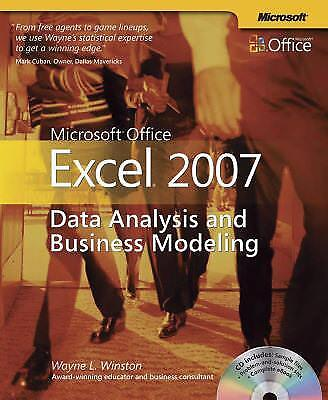 Microsoft? Office Excel? 2007 : Data Analysis and Business Modeling