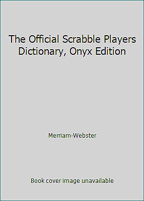 The Official Scrabble Players Dictionary, Onyx Edition