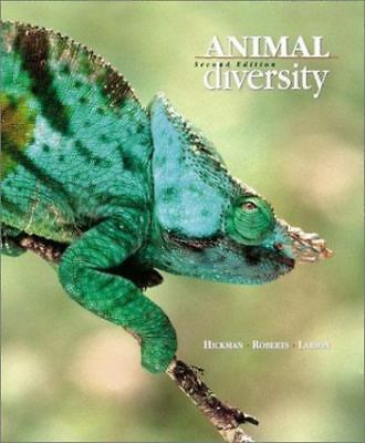 Animal Diversity by Larry S. Roberts; Cleveland P. Hickman; Allan Larson