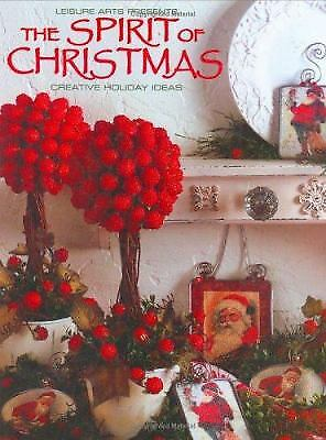 The Spirit of Christmas by Sunset Books