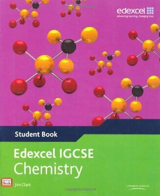 Edexcel IGCSE Chemistry (Student Book) (Ede... by Clark, Jim Mixed media product