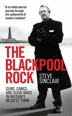 Blackpool Rock, The by Steve Sinclair Paperback Book The Cheap Fast Free Post