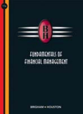 Fundamentals of financial management by joel f houston eugene f fundamentals of financial management by joel f houston eugene f brigham fandeluxe Images