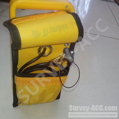 New Trimble Alpha Battery Case Box w/ Assemble Screws and Cable and no cells