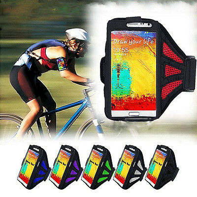 Hot Sports Running Phone Arm Band Case Cover for Samsung Galaxy S3 S4 S5 S6 SH