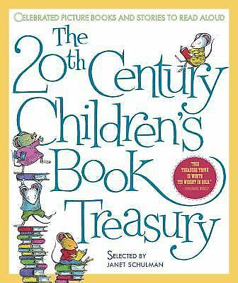 The 20th-Century Children's Book Treasury: Picture Books and Stories to Read...
