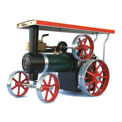 Mamod Steam Traction Engine Centurion Double Action Piston