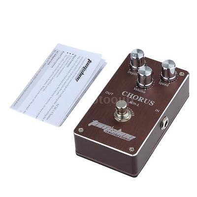 Aroma Chorus Low Noise Electric Guitar Effect Pedal True Bypass New+Free Ship