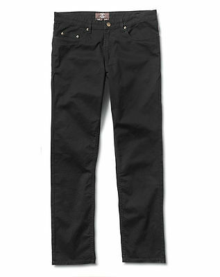 Fourstar Collective Men's Black Straight Slim Jeans W34 -CLEARANCE!