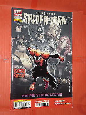 UOMO RAGNO- N° 603- superior spider-man- N°3- MARVEL PANINI COMICS - spiderman