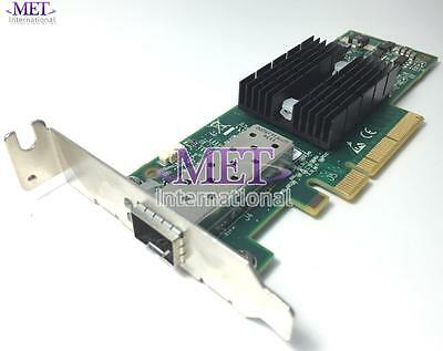 LOT OF 5 MELLANOX CONNECTX 2 10GbE ETHERNET NETWORK CARD MNPA19-XTR LOW PROFILE
