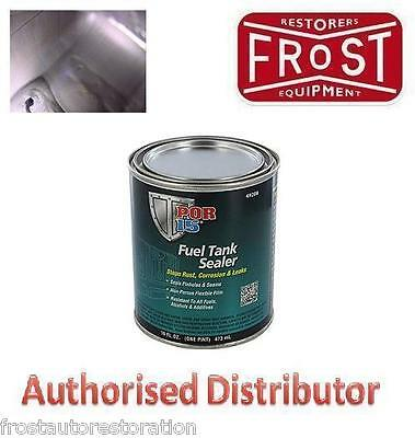 POR15 Petrol Fuel Tank Sealer 473ml Rust Corrosion Ethanol Protection POR 15