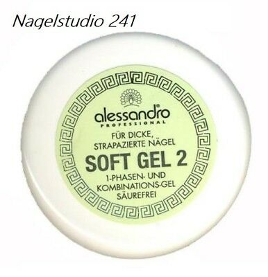 alessandro Soft   Gel 2  100 g 10 TAGES TOP ANGEBOT PC