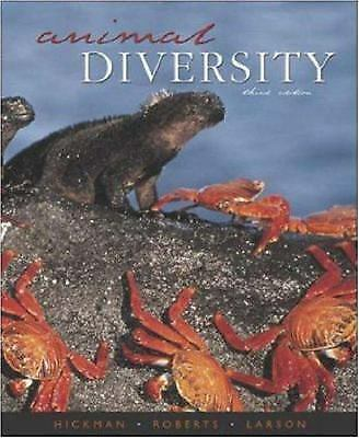 Animal Diversity by Cleveland P. Hickman; Larry S. Roberts; Allan Larson