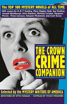 The Crown Crime Companion : The Top 100 Mystery Novels of All Time