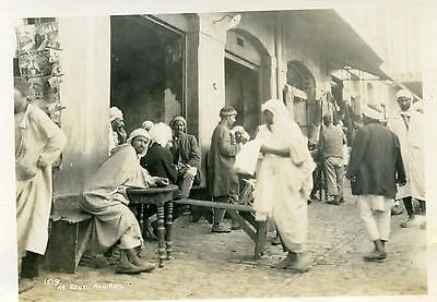 Real Photo  algiers    6x4 inch 1920s-30s1