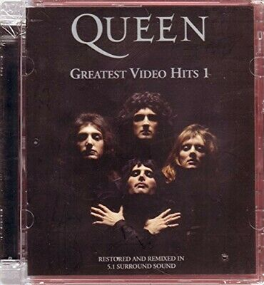 Queen: Greatest Video Hits, Vol. 1 (2012, DVD NEW)