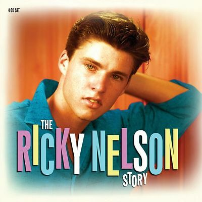 Ricky Nelson RICKY NELSON STORY Best Of 100 Essential Songs NEW 4 CD BOX SET