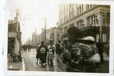 Real Photo  Japan   2  6x4 inch 1920s-30s8
