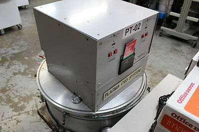 3607  Plasma-Therm Chemical Vapor Deposition Process Chamber