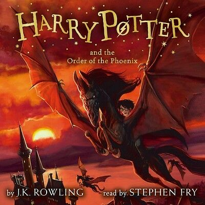 Harry Potter and the Order of the Phoenix Joanne K Rowling