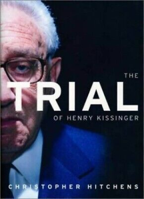 The Trial of Henry Kissinger by Hitchens, Christopher Paperback Book The Cheap