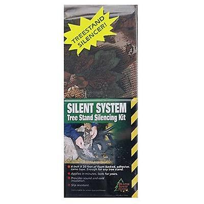 Hunter Safety System Treestand Silencing Kit Polyester, SILENT