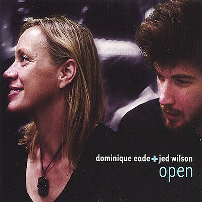 Dominique Eade - Open [New CD]