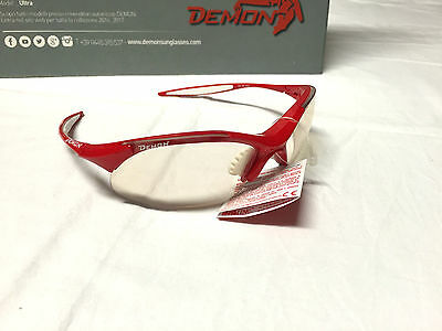 Demon Sport goggles, model: 832 ,Color red, Photochromic Glasses, New