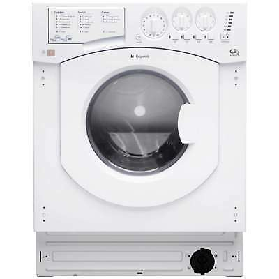 Hotpoint BHWD129/1 1200 Spin 6kg+5kg 16 Programmes Integrated Washer Dryer White