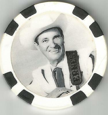 Ernest Tubb  Collector Chip