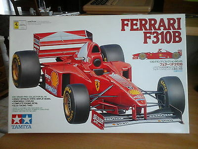 tamiya 1 20 ferrari f310b formule 1 model maquette n 43 neuve eur 24 99 picclick fr. Black Bedroom Furniture Sets. Home Design Ideas