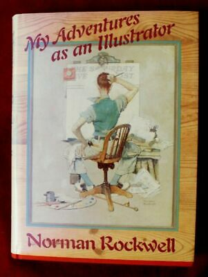 Norman Rockwell Adventures by Norman Rockwell