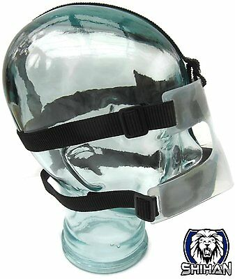 NOSE GUARD Cage Fighting Hockey Rugby Protection All Contact Sports